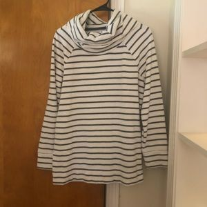 Lou and Grey Medium Striped Sweatshirt